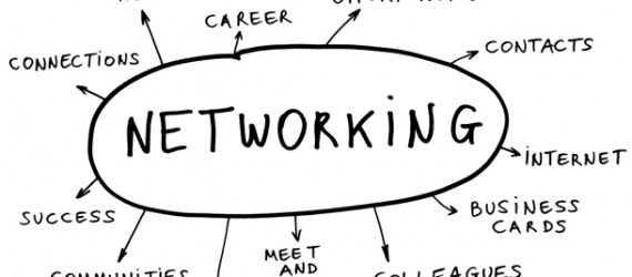 Networking is the key to success